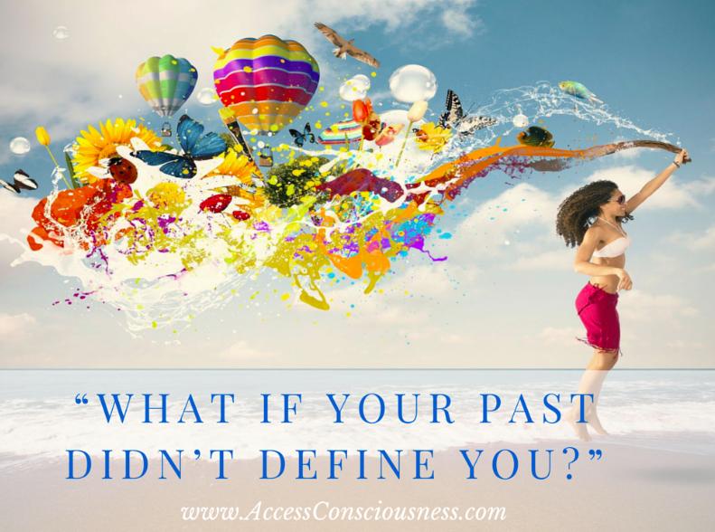 Mi van akkor, ha nem a múltad határoz meg teged?
